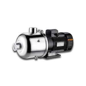 BMP 8m3/h Horizontal Stainless Steel Multi-Stage Centrifugal Electric Water Pump