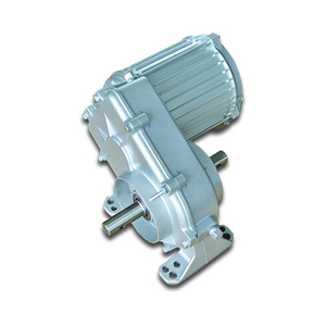 GM15 1.5HP Central Drive Electric Gear Motor For Irrigation System